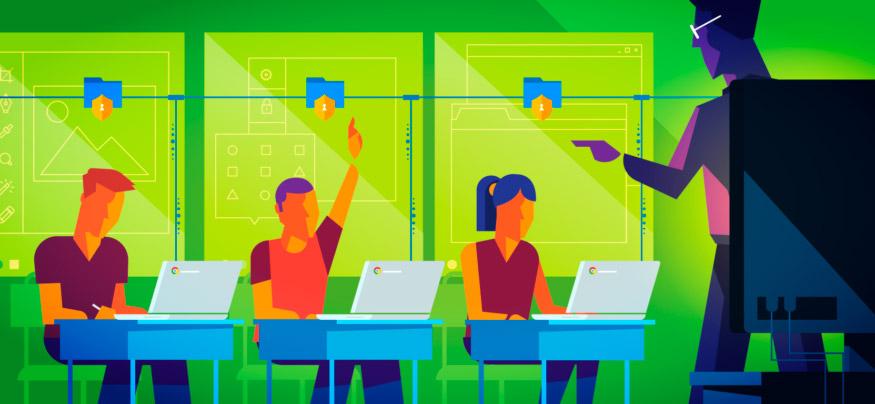 Chromebook Classroom: Ventajas del sistema operativo Chrome