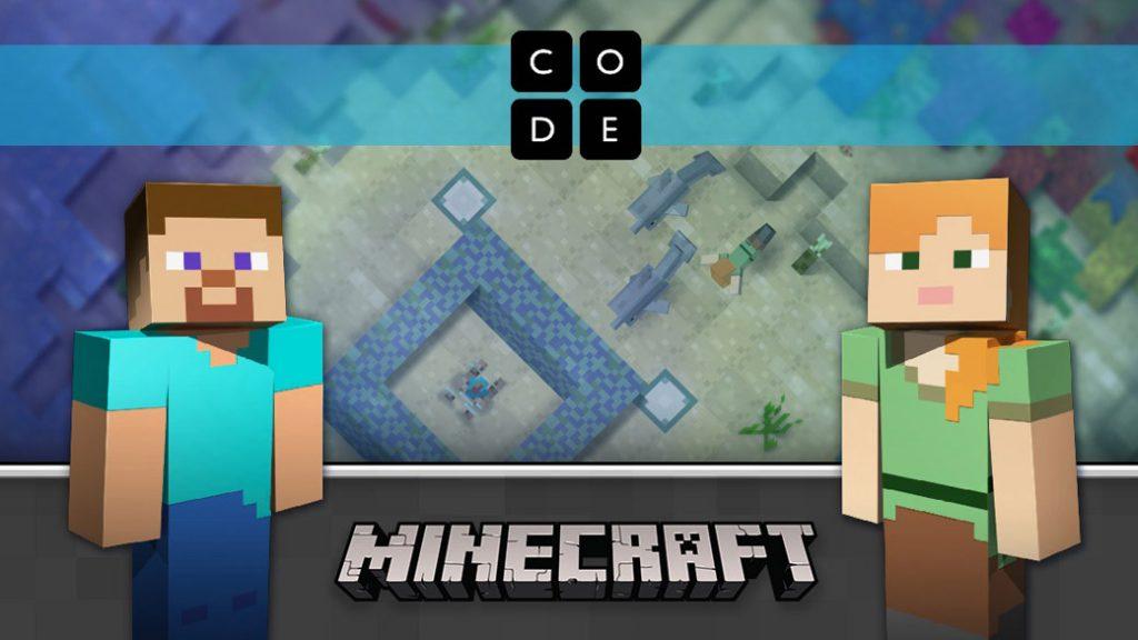 Minecraft Education Code
