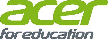 Acer for education logo