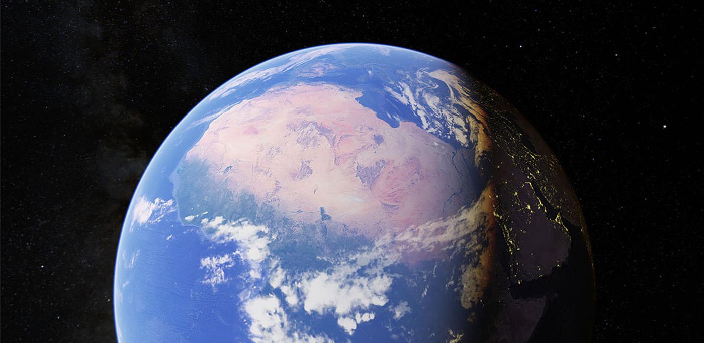 Explorando el mundo con Google Earth en la educación