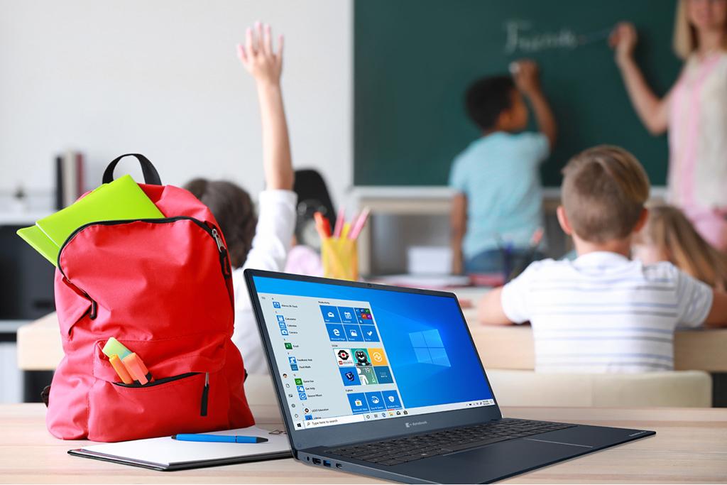Dynabook Toshiba para Educación